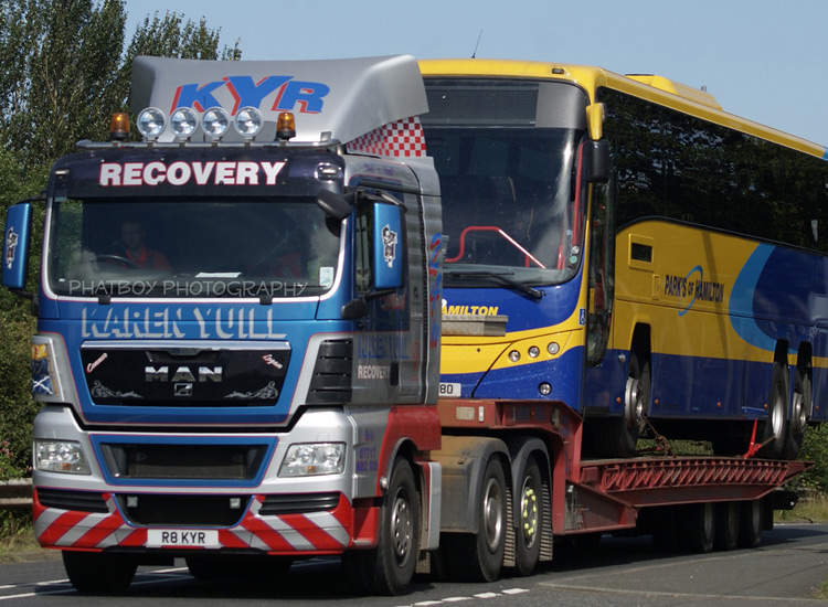 Breakdown Recovery Lanarkshire | Vehicle Servicing | KYR Recovery